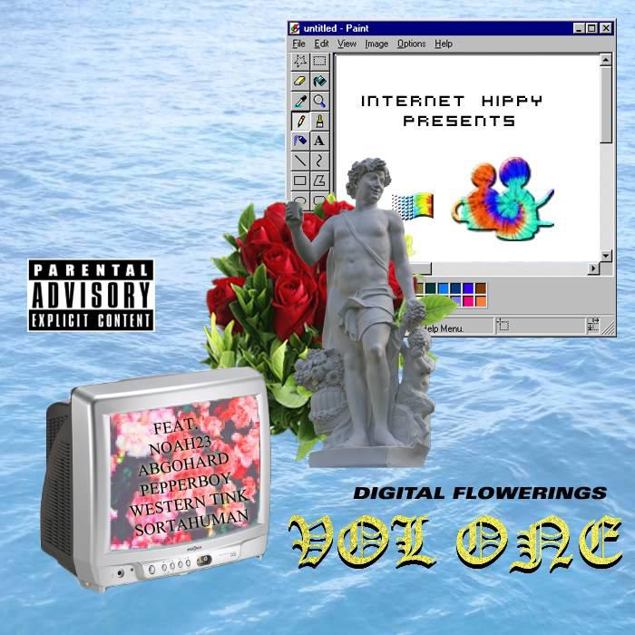 Internet Hippy – Digital Flowerings Vol. 1