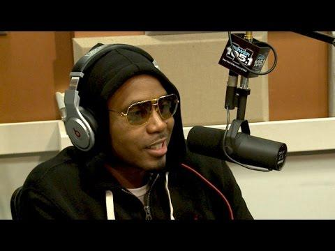Nas Interview With Angie Martinez