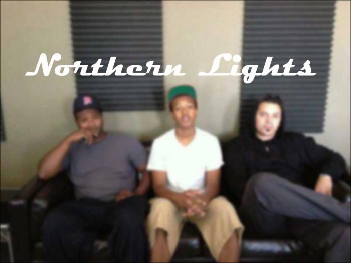 Northern Lights. Feat. Slug, Kaleem and Master Mind – iDV