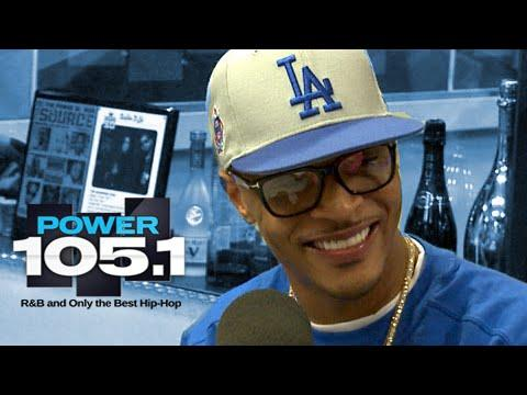 T.I. Interview With The Breakfast Club
