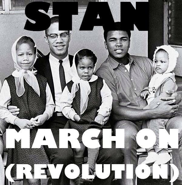 STAN – March On (Revolution)