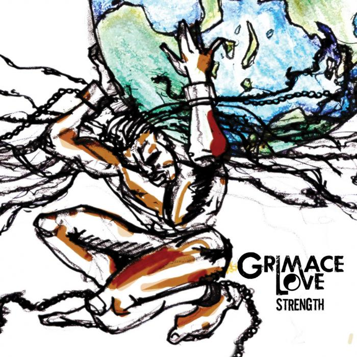 Grimace Love – STRENGTH