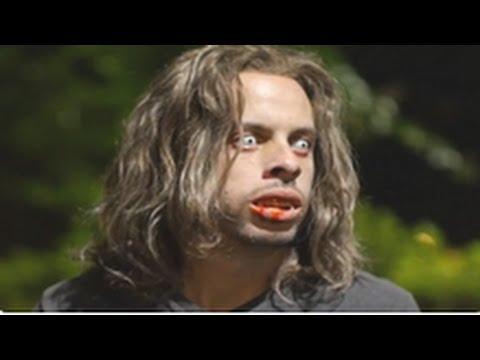 Vampire In Philly Prank