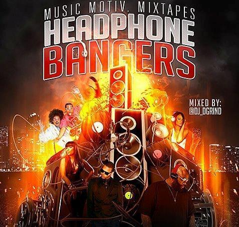 Music Motiv. x DJ D*Grind – Headphone Bangers
