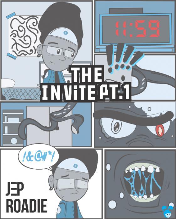Jep Roadie – The Invite Pt.1 (Minute til Midnight)