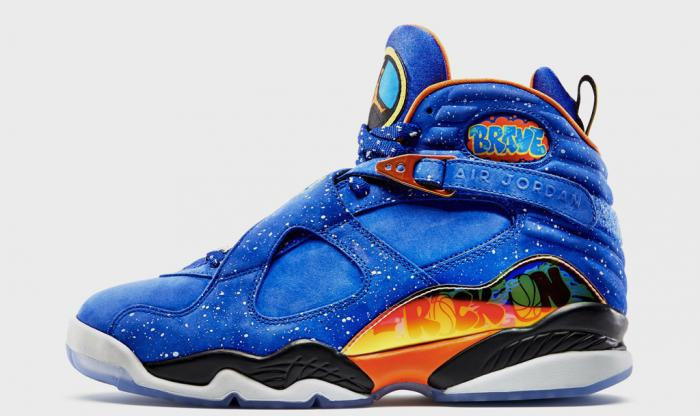Air Jordan 8 Doernbecher [VMG Approved]