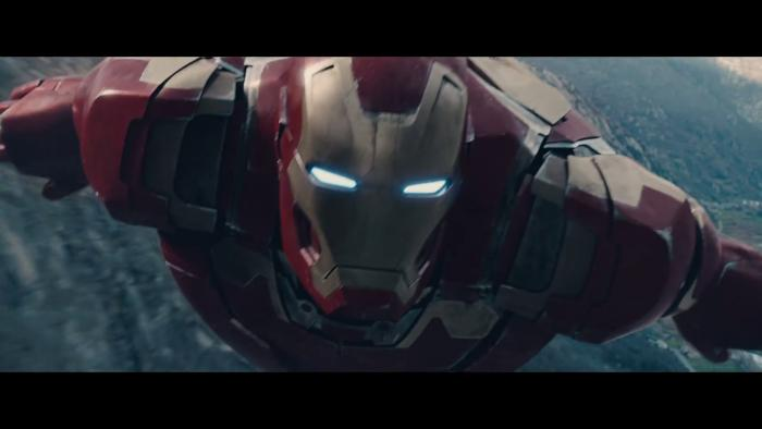 Avengers: Age Of Ultron (Movie Trailer #2)
