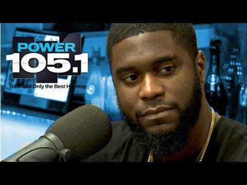 Big K.R.I.T. Interview With The Breakfast Club