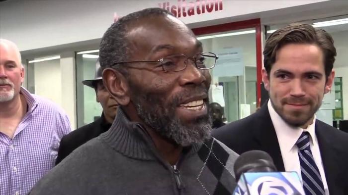 Man Released After 40 Years Behind Bars For A Murder He Didn't Commit