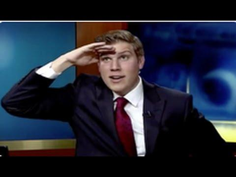 "News Anchor Dances To ""Where They At Doe?"""