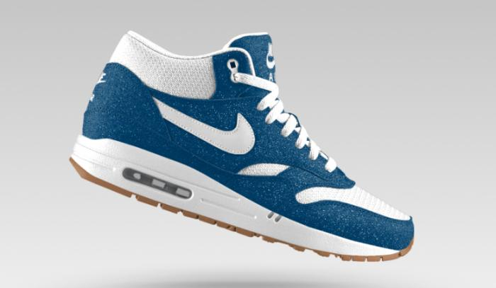 Nike Air Max 1 Mid's Are On NIKEiD