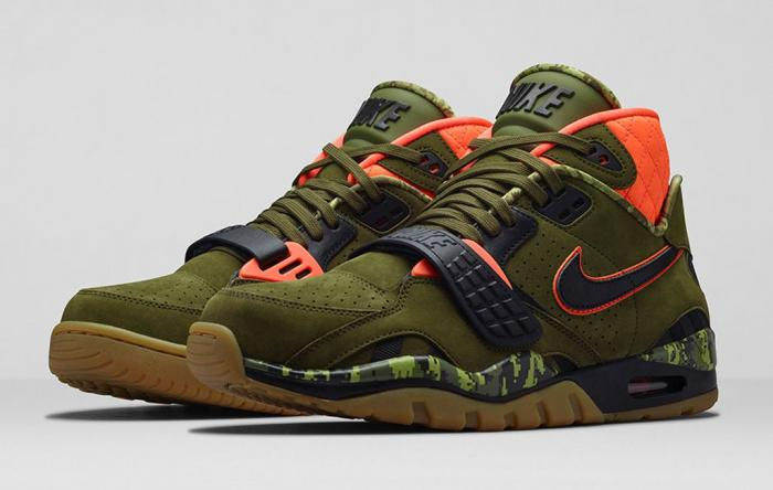 Nike Air Trainer SC II Premium 'Bo Knows Archery'