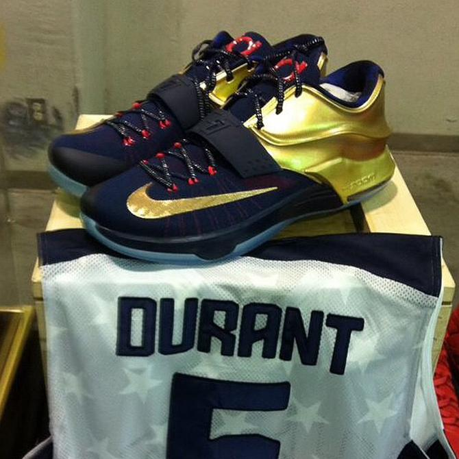 Nike KD 7 – Midnight Navy