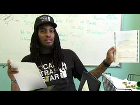 Waka Flocka To Hire A Personal Blunt Roller