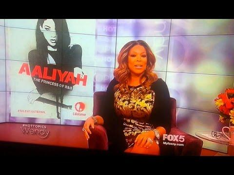 Wendy Williams Responds To The Negative Criticism She Faced For The Aaliyah Movie