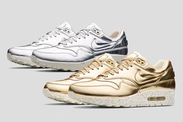Nike Air Max 1 SP (Liquid Metals)