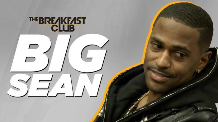 Big Sean Interview With The Breakfast Club