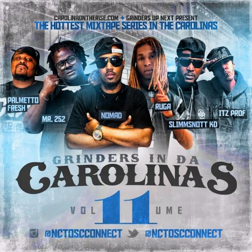Grinders In Da Carolinas Vol. 11