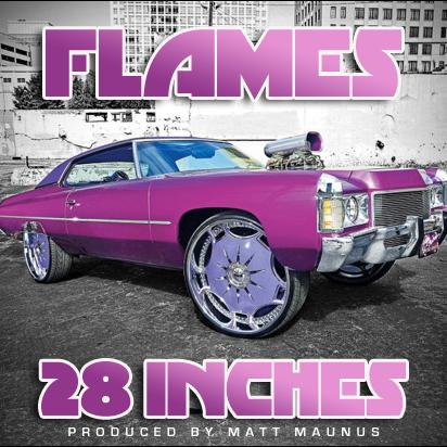 Flames Bond – 28 Inches