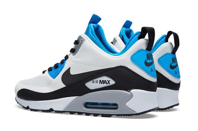 """Nike Air Max 90 SneakerBoot """"Laser Blue"""""""