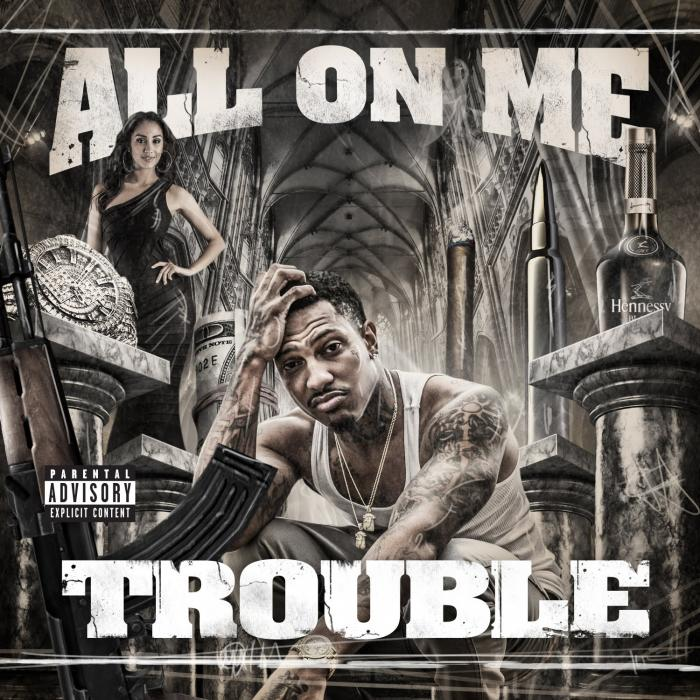Trouble Feat Young Scooter, Big Bank Black, & VL Deck – Duct Tape