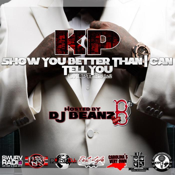 Katrell Antonio Platt – K.A.P VOL II Chapter I