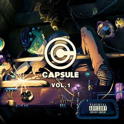 Capsule Corp Cover