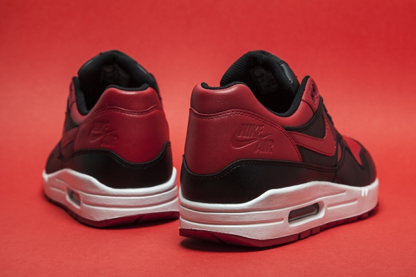 Nike Air Max 1 'Bred' Borrows from the Air Jordan 1