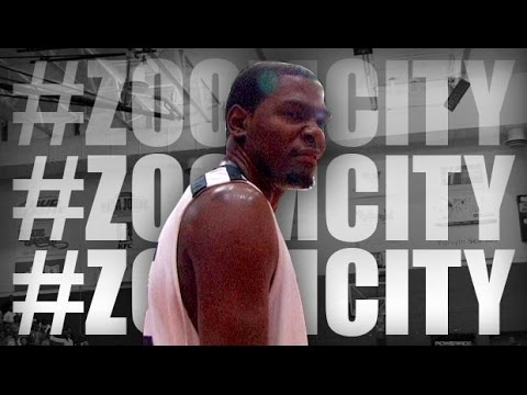 BallisLife Releases Kevin Durant #ZoomCity Mixtape