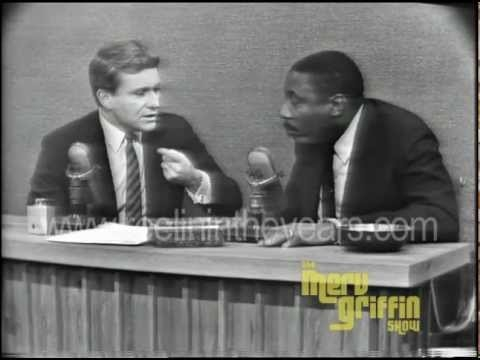 Dick Gregory Interview On Watts Riots / Civil Rights (Merv Griffin Show 1965)