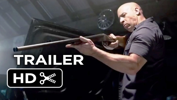 Furious 7 (Movie Trailer #2)