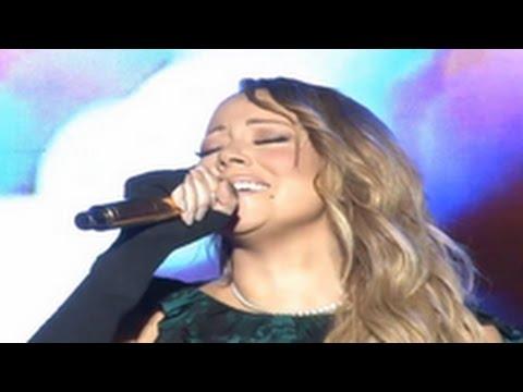 Mariah Carey Lip Syncing Fail