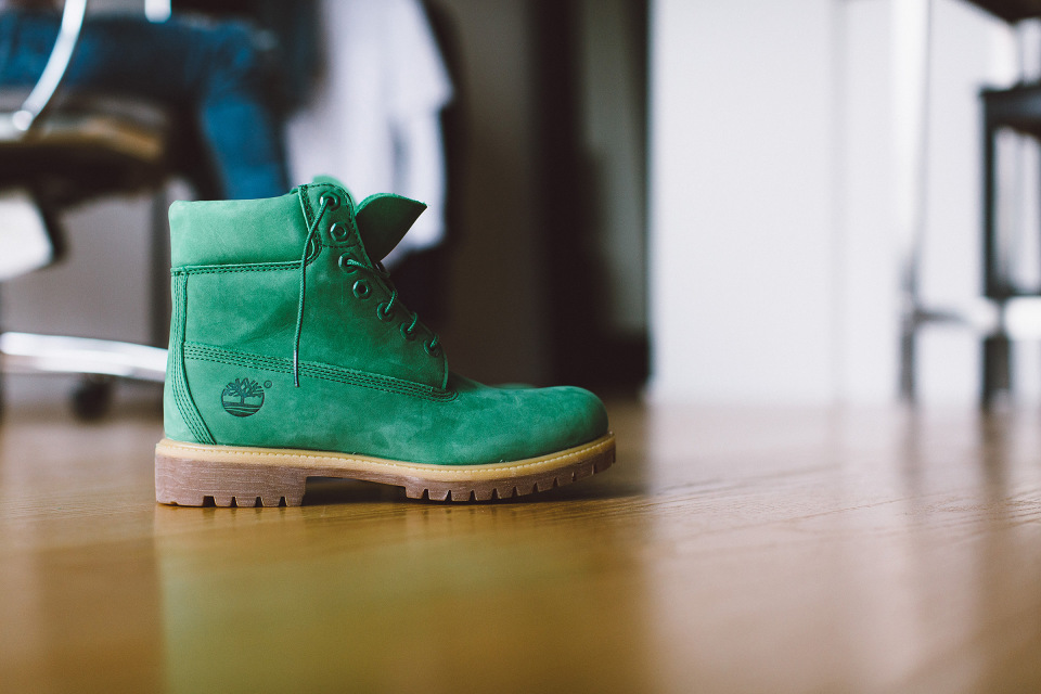 "Villa x Timberland ""Emerald"" 6″ Boot [VMG Approved]"