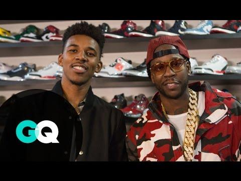 2 Chainz Reacts to $25K Air Jordan 4 UNDFTD Price on Most Expensivest Shit