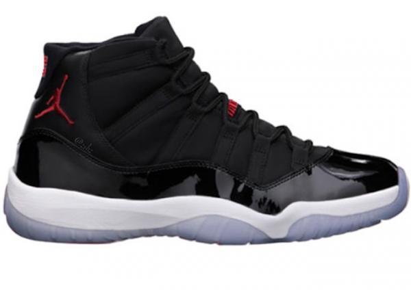 """Air Jordan 11 """"72-10″"""