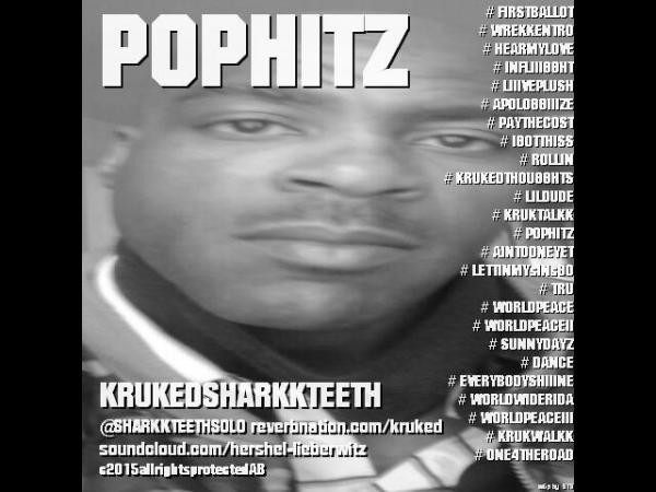 Kruked Sharkk Teeth – Pop Hitz