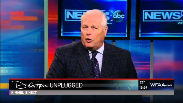 Dale Hansen Speaks Out Against Racism