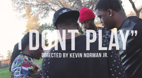 Lil Darrion – I Don't Play