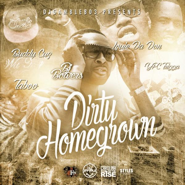 DJ Gamble Presents: Official Dirty Homegrown