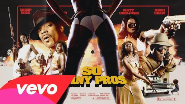 Snoop Dogg – So Many Pros