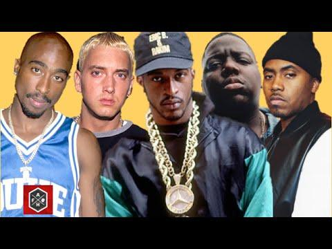 Finding the GOAT: Who Is the Greatest MC of All-Time? (4 Part Series)