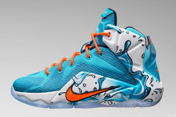 Nike Lebron 12 GS (Buckets)