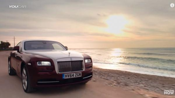 New 2015 Rolls-Royce Wraith! (Estimated At $300K)