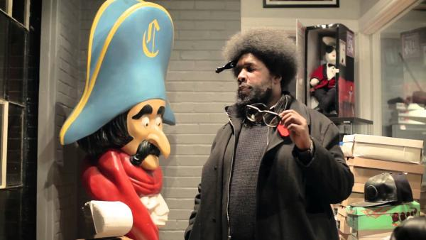 The History Of Eyewear In Hip-Hop With Questlove