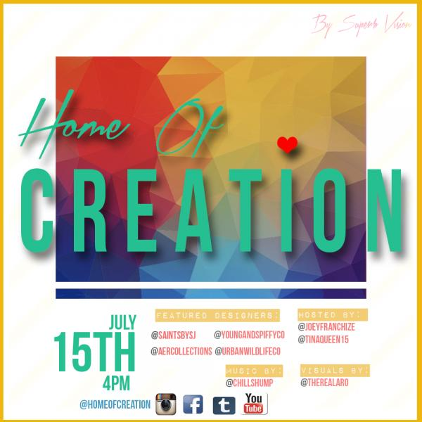 The Home Of Creation – The Ultimate Social Media Experience