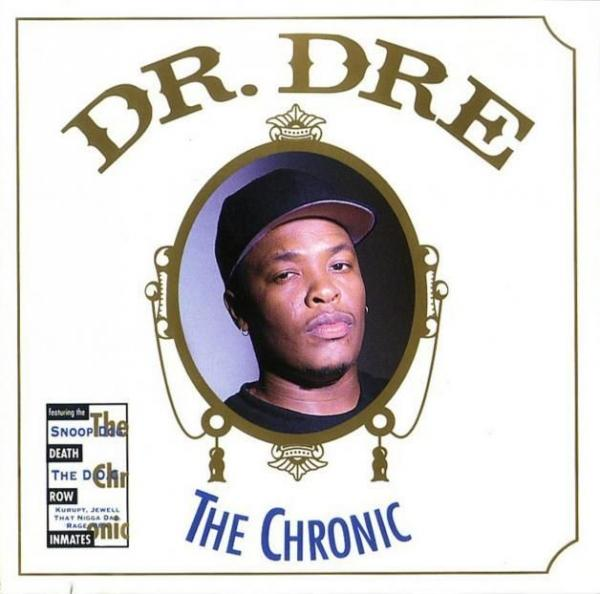 Dr. Dre's 'The Chronic' Will Make Its Digital Debut On Apple Music Tomorrow