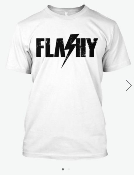 Flashy Living – Stay Flashy, Stay Fly Clothing
