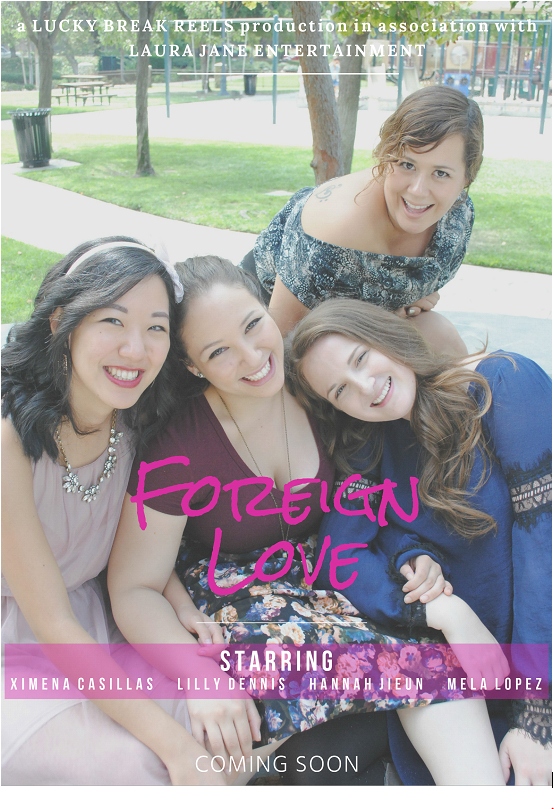 Finding (Foreign) Love