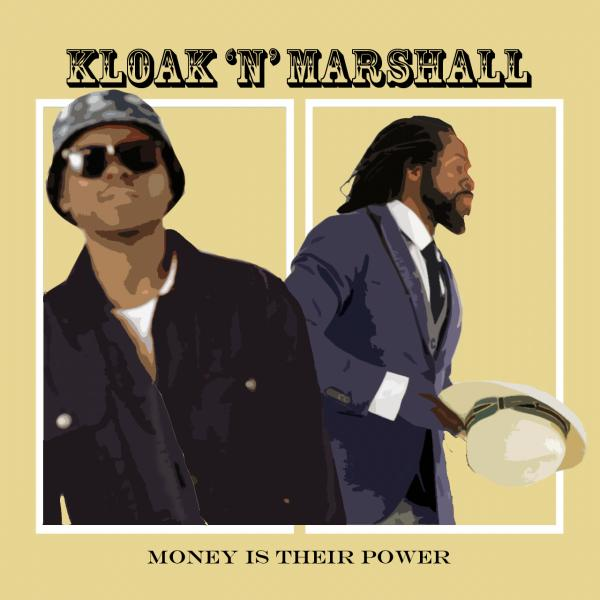 """Kloak 'N' Marshall Teams Up With Partnership of Sound To Release 4-Track E.P. """"Gathering P.A.C.E."""""""