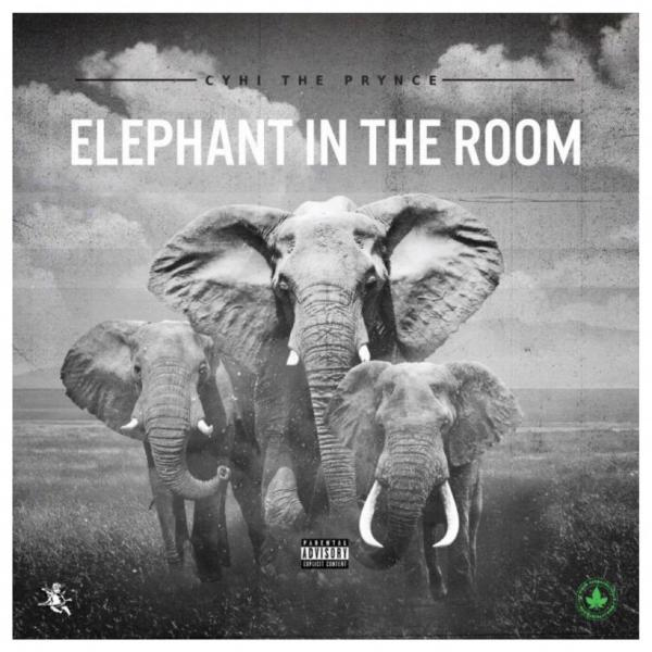 "Listen to CyHi The Prynce, ""Elephant In The Room"""